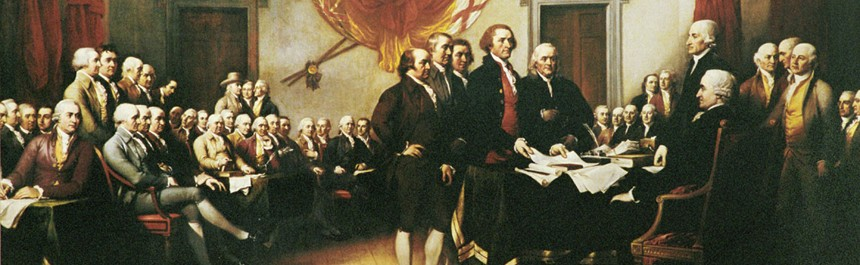 The founding principles enshrined in the Declaration of