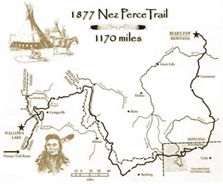 Nez Perce Trail