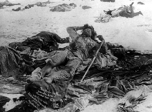 Wounded Knee Masacre