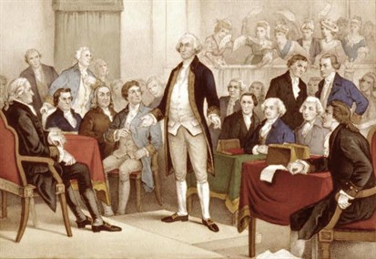 Washington Continental Congress
