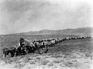 Wagon Train WSHS